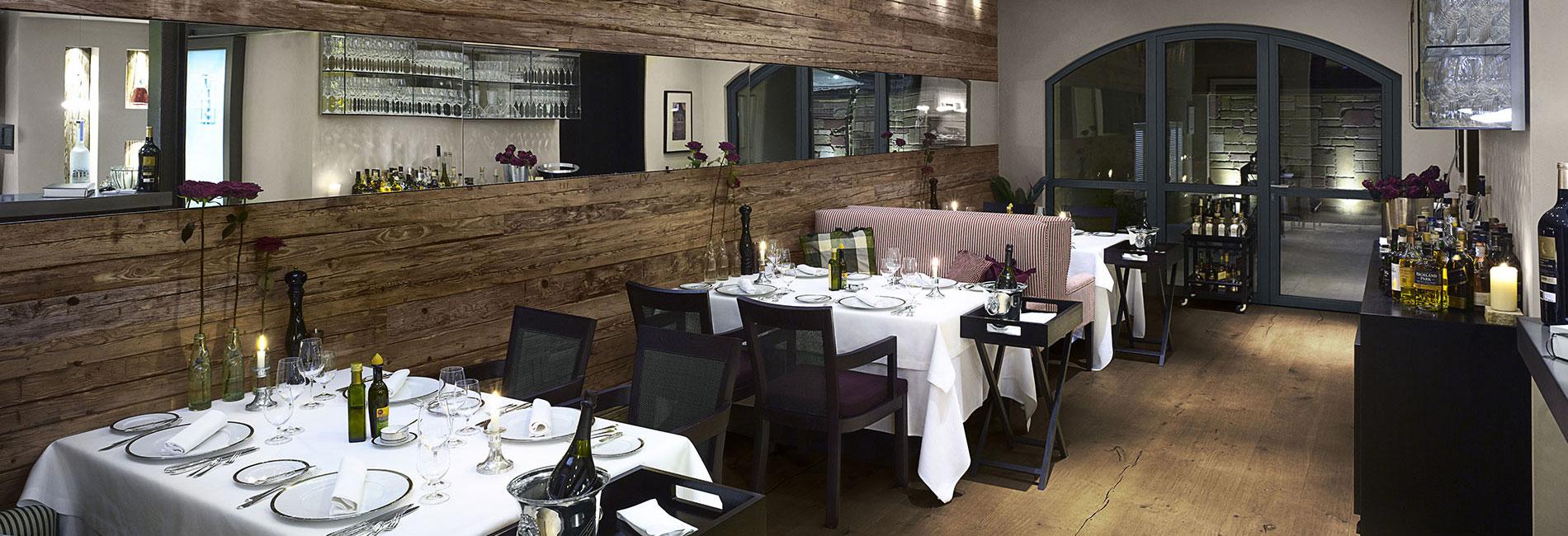 Yosh Restaurant_Ambiente